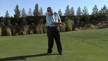 Lessons with Butch Harmon - Hit Down For Divots