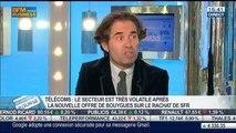 SFR: Bouygues sème le trouble: Igor de Maack et Xavier Patrolin, dans Intégrale Bourse – 21/03