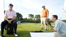 Golf Digest Cover Shoots - Behind the Scenes with Ernie Els