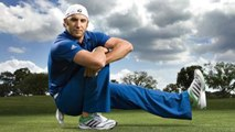 Golf Digest Cover Shoots - Behind the Scenes: Dustin Johnson