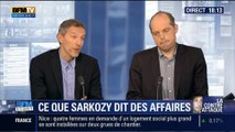 """BFM Story: La contre-attaque de Nicolas Sarkozy au sujet des écoutes téléphoniques: """"les écoutes sont un moyen d'investigation comme les autres"""", Gérard Davet - 21/03"""