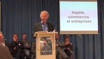 réunion publique de David Nicolas - 20 mars 2014 - municipales à Avranches - interventions (#1)