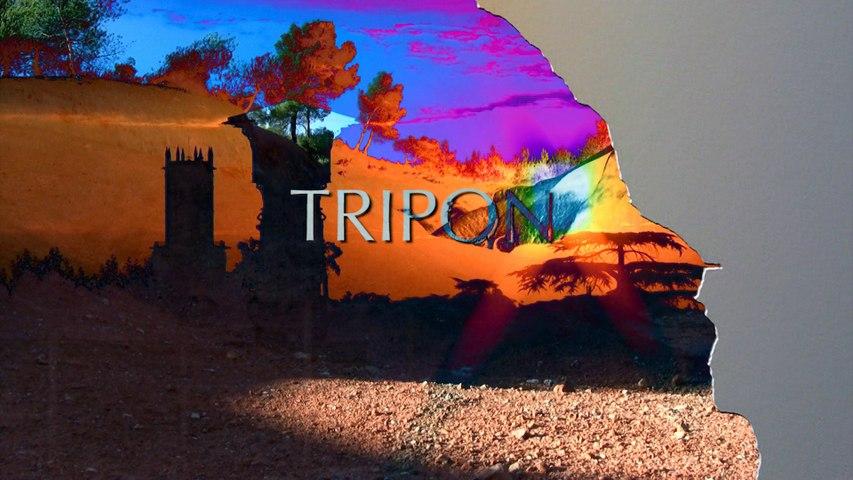 """TRIPON """"La montagne bleu"""""""
