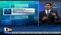 Tuiteros rechazan intervención de diputada venezolana opositora en OEA