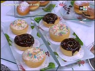 Recettes Des Donut Plus Des Beignets Au Confiture