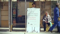 TV3 - 33 recomana - MOT. Festival de Literatura Olot-Girona. Diversos espais. Girona i Olot