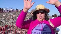 Mexique: des milliers de personnes à Teotihuacan pour l'équinoxe