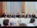 Larry Watts despre dusmanii Romaniei de ieri si azi cu Ioan Talpes si Lucia Jurca la Intalniri Capitale
