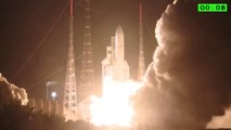 Décollage d'Ariane 5 (22/03/14)