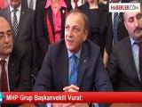 MHP Grup Başkanvekili Vural: