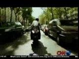 Vincent Cassel sur CNN