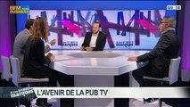 L'avenir de la pub TV: Frank Tapiro, Valéry Pothain et Charlotte Bricard, dans A vos marques – 23/03 1/3