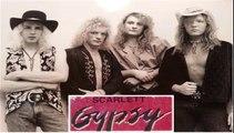 Black Betty ~ Scarlett Gypsy - Glam Hair Metal Hard Rock Band