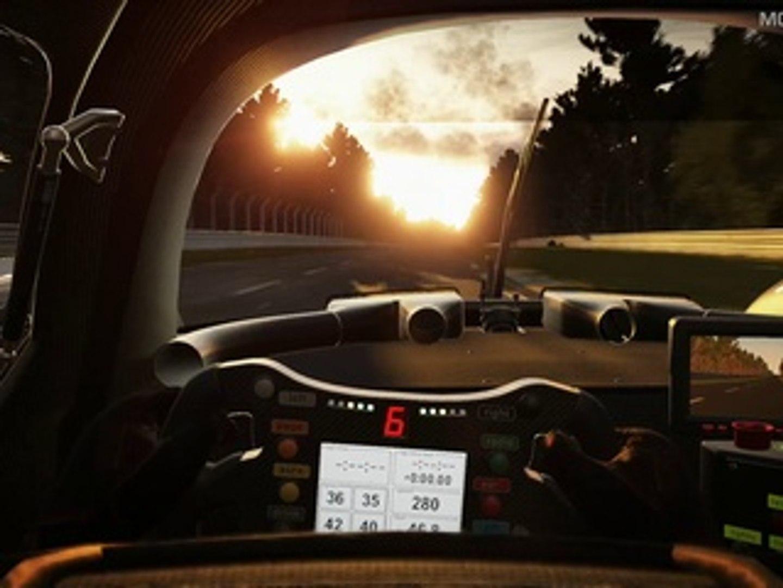 Project CARS Build 685 - RWD P30 at Loire 24 (Circuit de la Sarthe)