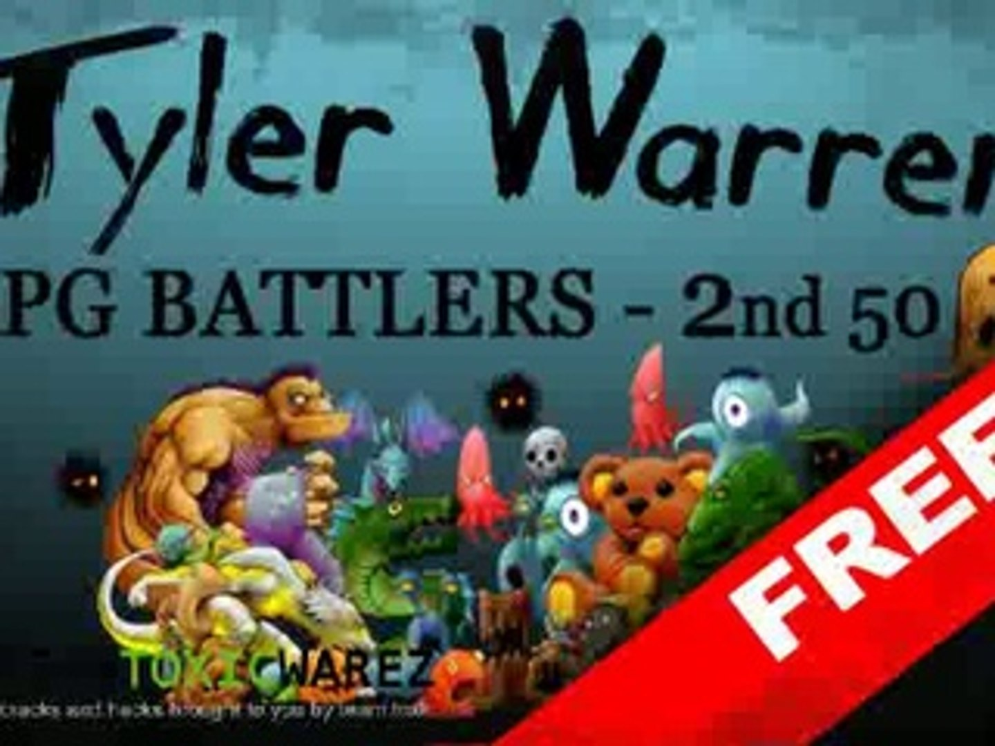 RPG Maker Tyler Warren RPG Battlers 2nd 50 Steam Code