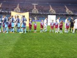 Le Havre FC 2012 sur la pelouse du Stade Océane