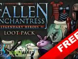 Fallen Enchantress Legendary Heroes Loot Pack Steam Key Free