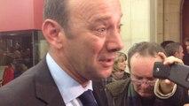 David Robo élu maire à Vannes