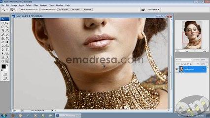Image Retouch Part 1 photoshop tutorials