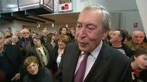 """""""C'est le travail qui a payé"""" : 5ème mandat pour Jacques Pélissard à Lons-le-Saunier"""