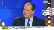 """Jean-Christophe Cambadelis - Le résultat à Marseille """"est très décevant, difficilement explicable"""""""