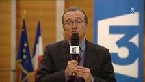 Municipales 1er tour Drôme : Hervé Mariton, élu à Crest, pour une droite unie