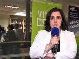 """Emmanuelle Cosse : """"Il y a un très clair recul de la gauche"""" aux municipales - 23/03"""