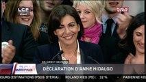 """Anne Hidalgo : """"J'appelle dès ce soir au rassemblement et à la mobilisation !"""""""