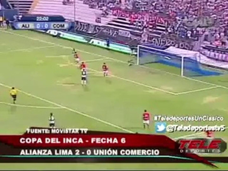 La fiesta del fútbol: Alianza Lima y su victoria 2 - 0 contra Unión Comercio (1/2)