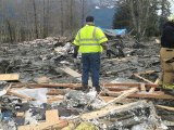 Mudslide Death Toll Rises To Four, At Least 18 Still Missing