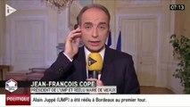 """Jean-François Cppé : """"Pas d'alliance entre l'UMP et le FN"""""""