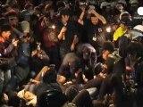 Taïwan : Les étudiants se mobilisent contre un partenariat avec la Chine