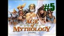 [Walkthrough]Age of Mythology  -05- Juste assez de corde pour ce pendre