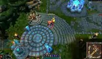 LEAGUE OF LEGENDS - WUKONG JUNGLE - FULL GAME COMMENTARY(240P_HXMARCH 1403-14