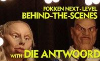 Fokken Next-Level Behind-the-Scenes with Die Antwoord