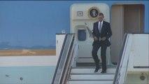 Annexion de la Crimée : Obama promet une action unie contre la Russie