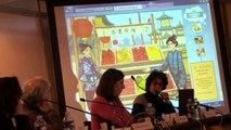 Des langues de la famille aux langues de l'école - Expolangues 2014_5_Kidilangues