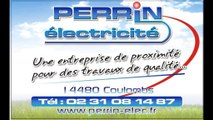 electricien Creully - electricite Generale. 02.31.08.14.87. - PERRIN ELECTRICITE