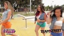 Team Street Dance Party - Moviendo Caderas / Radio Fiessta 90.9