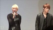 "(Türkçe altyazı)JYJ/ Kim Jaejoong and Kim Junsu ""The Day"" Ppuing Ppuing"