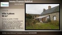 Vente - maison/villa - fresnay sur sarthe  (72590)  - 90m²