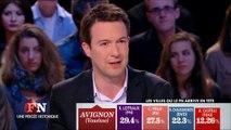 """FN et PS: pour Guillaume Peltier, """"les deux se valent"""""""