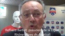 Réactions tirage au sort 8èmes de finale coupe Rhône-Alpes