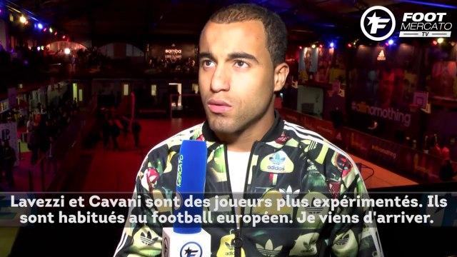 PSG : les confidences de Lucas Moura
