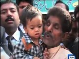 Dunya News- SHO served show-cause notice for registering case against nine-month-old baby