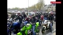 Vannes. Vitesse limitée à 80 km/h : 300 motards manifestent