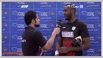 تصريح وليد عبد الله - الهلال و الشباب 0-1 كاس الملك 2014