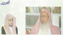 ثناء سماحة المفتي على محاضرة للشيخ صالح المغامسي في الجامع الكبير بالرياض