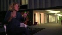 Pascale Clark, membre du jury du Radio Crochet Inter