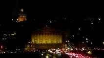 Paris in Night Time from Paris Eye